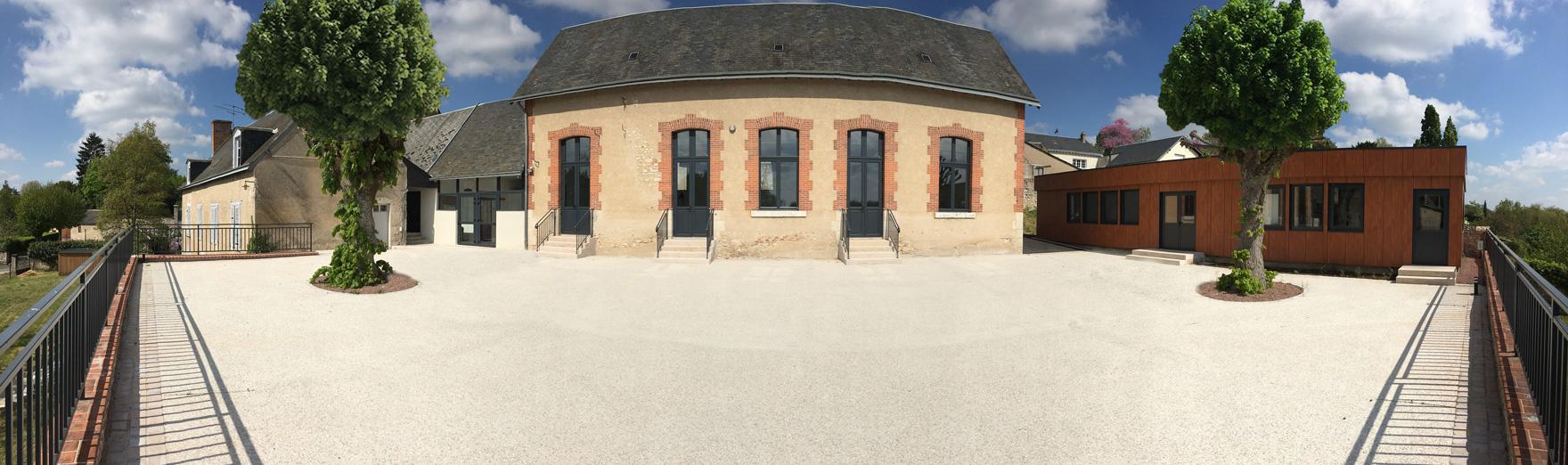 L'Ecole Buissonnière - réunions - evenements - cuisine - entreprises - la chaussee saint victor - blois - 41